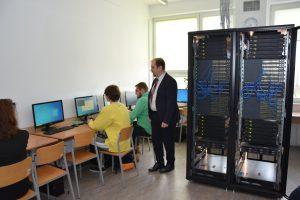 Pracownia sieci komputerowych i sieci wbudowanych