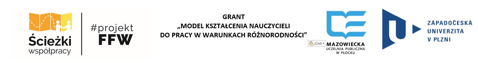 Ilustracja przedstawiająca logotypy współorganizatorów