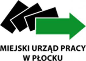Logotyp Miejskiego Urzędu Pracy