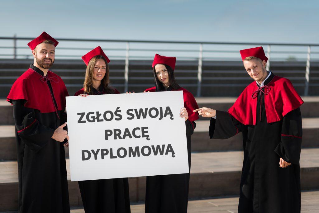 promocja konkursu na prace dyplomowe